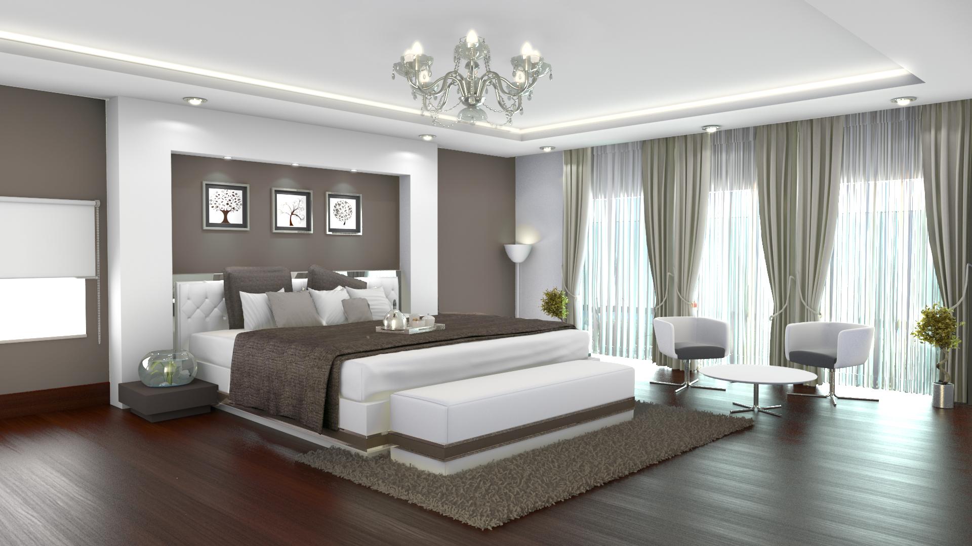 Bedroom Interior Design Malaysia Modern Trendy