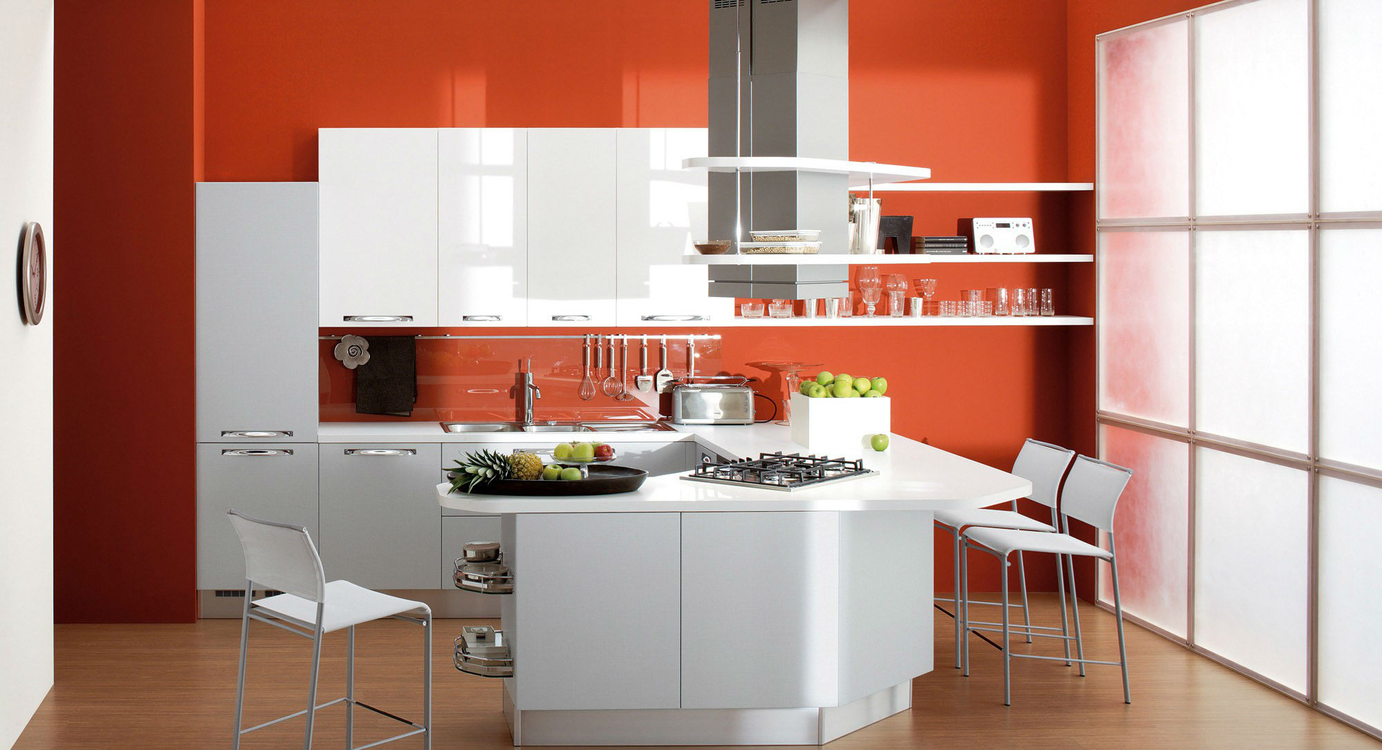 Kitchen-Cabinet-Slider-Modern-Red11