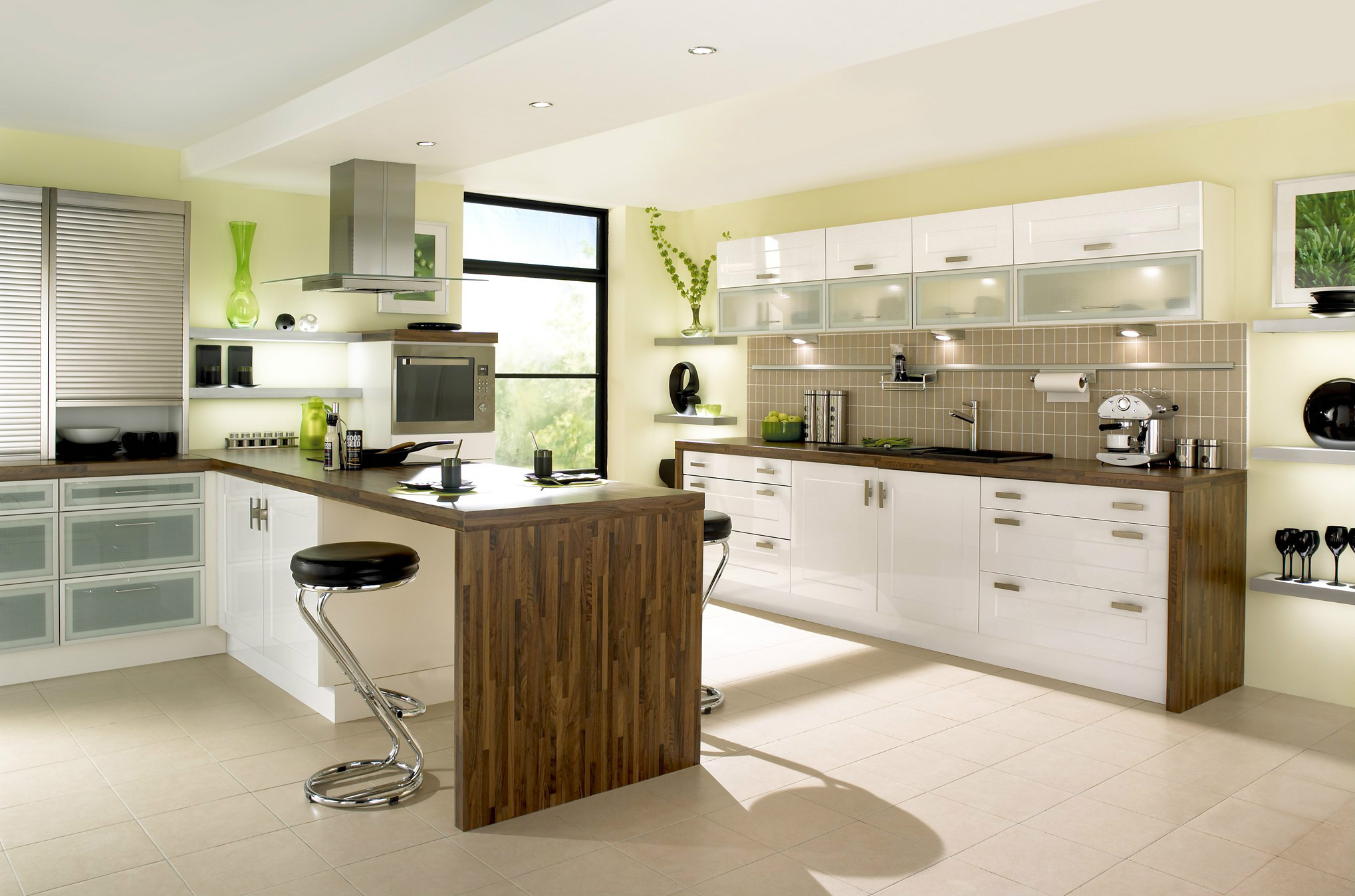 Kitchen Cabinet Slider Modern11