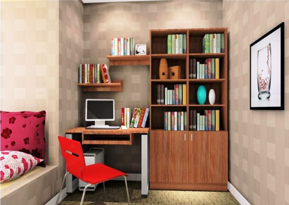 Study room design malaysia practical functional Study room ideas