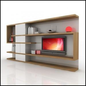 TV Cabinet Design Malaysia Modern