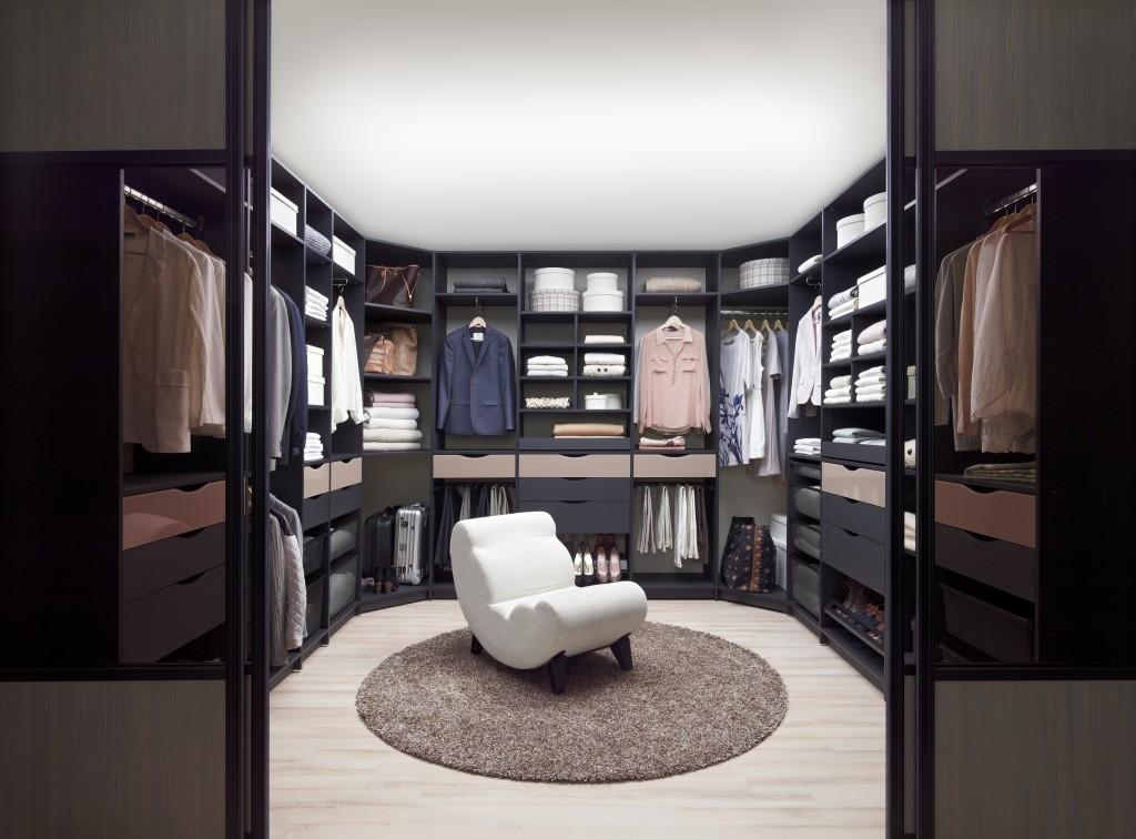 Wardrobe-Walk-in