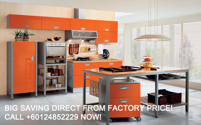 Cheap Kitchen Cabinet Malaysia Great Design Functional